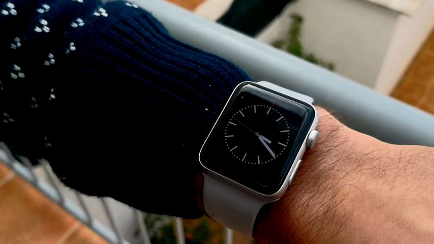Reloj inteligente Apple Watch serie 3 gps quito ecuador dealelectronics