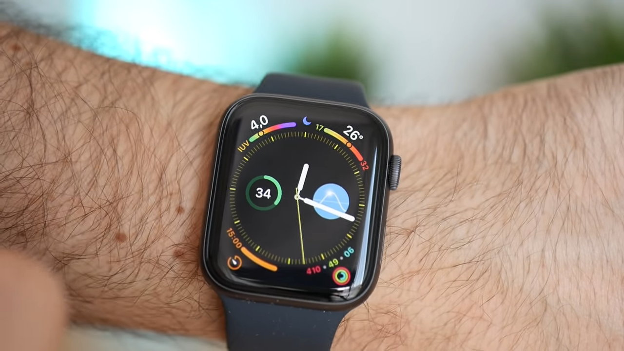 Reloj Inteligente Apple Watch Serie 4 Ecuador Quito